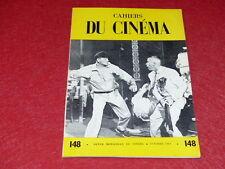 REVISTA LAS ESPECIFICACIONES DE LA CINE Nº 148 # OCTUBRE 1963 DREYER Y c EO 1rst