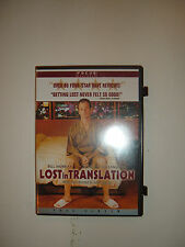 Lost in Translation (Dvd, 2004, Pan & Scan)