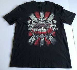 UFC Size XL Mens Ultimate Fighting Championship Short Sleeve Tee T Shirt