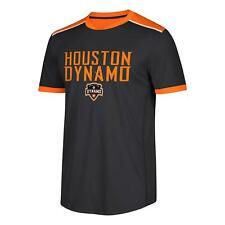 Official MLS Men's Soccer Jersey Houston Dynamo 2XL XXL Fan Apparel
