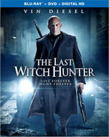 The Last Witch Hunter [New Blu-ray]