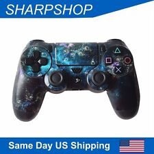Skin Decal Wrap for Playstation 4 PS4 Controller Gamepad Sticker Universe