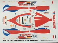 1:24 Decalsatz A+B TOYOTA COROLLA WRC Tamiya 24209 new