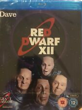Red Dwarf - Series XII BD [2017] (Blu-ray)  NEW SEALED