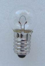1 Lampe 6v-6w E10 pour visionneuse
