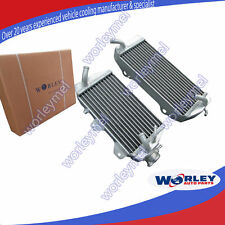 For KAWASAKI KLX450R Radiator 2008 2009 08 09 Alloy Aluminum