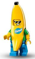 Banana Man Suit Guy Fruit Custom Lego Mini Figure minifig Collectable Toy NEW