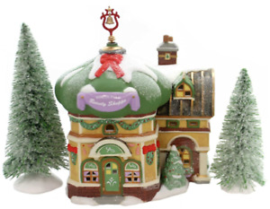 Dept 56 North Pole Elfland ~ North Pole Beauty Shoppe ~ NEW in Box