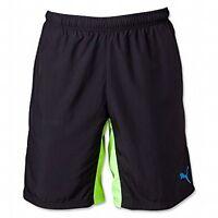 NEW Genuine Puma  Evo Speed Woven Shorts  Bottoms Junior Boys 7 - 8 YRS A631-12