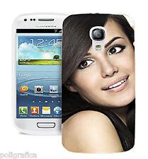 Cover Samsung Galaxy S3 Mini personalizzata con foto o logo aziendale - traspar.