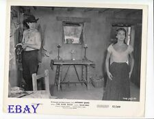 Anthony Quinn barechested VINTAGE Photo The Ride Back