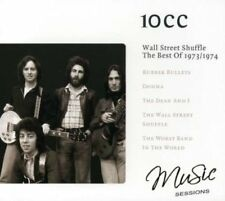 10cc ~ Wall Street Shuffle: The Best Of / Greatest Hits 1973 + 1974 NEW CD