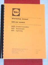 buell s1 lightning 1997 factory service repair manual pdf