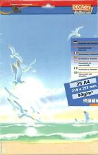 Decadry SPF-2045 Premium Letterhead sur le Thème De A4 Papier, Certificat Papier