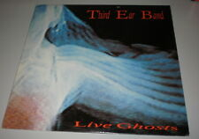 THIRD EAR BAND - LIVE GHOSTS - Materiali sonori - 1990 - ORIGINAL INNER SLEEVE -