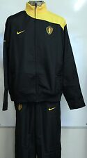 BELGIUM BLACK TRACKSUIT BY NIKE SIZE ADULTS LARGE BRAND NEW WITH TAGS