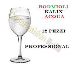 BORMIOLI NEW KALIX 12 PZ CALICE ACQUA CL.27 PROFESSIONAL 68458 CASAFASHION