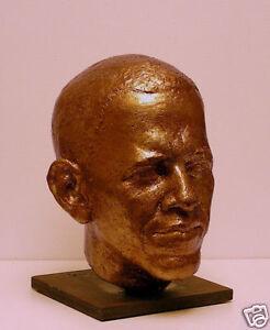 President Barack Obama Presidential Bust Sculpture
