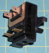 MAYTAG ATLANTIS WASHER 3 POSITION SWITCH 22004006 SPEED