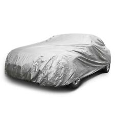 Universal Ice Wind Dust Resistant Waterproof Outdoor Car Cover Gray Fits Sedan