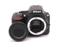 Nikon D5600 24.2 MP Digital SLR Camera - Black (Body Only)