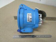 Meltric 63-64072 Receptacle, 250 V, 60 A, DSN-60 Pin and Sleeve Series