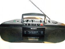 Sony CFS-B21 MW LW FM Radio Tuner Cassetta Registratore Lettore Boombox CFS-B21L