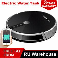 LIECTROUX C30B Robot Vacuum Cleaner,3000Pa Suction,2D Map Navigation,WiFi App