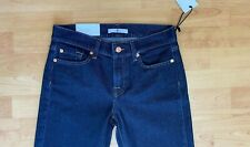 7 For All Mankind W27 Damen Designer Jeans Roxanne Mid Rise Bair Slim Cropped
