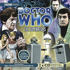 Doctor Who , the Dominators by BBC Audio, A Division Of Random House (CD-Audio, 2007)