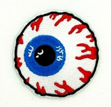 Eyeball Embroidery Sew On Iron On Patch Badge Shirt Applique Craft Transfer 343