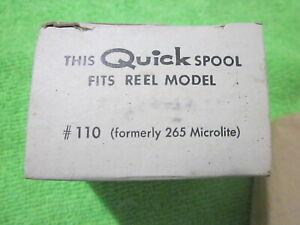 NOS. Dam Quick 110 spool, New.
