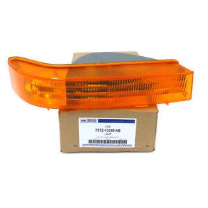 Ford F150 F250 F350 Bronco Right Turn Signal Corner Light Lamp OEM F5TZ-13200-AB