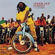 Françafrique de Fakoly,Tiken Jah | CD | état acceptable
