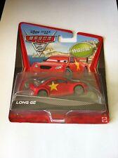 Mattel Disney Pixar Cars diecast car Long Ge Super Chase