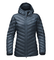 The North Face Women's Trevail Blue Parka 14404 Size Medium