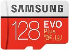 SAMSUNG EVO PLUS MICROSDXC 100MB/s Read 90MB/s Write 128GB FLASH MEMORY CARD st