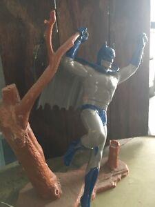 Batman 1984 Model Kit built up