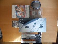 Console Sony PSP 1004 K Confezione Originale + Accessori + 6 Giochi - Come NUOVA