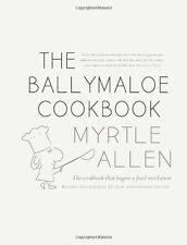 The Ballymaloe Cookbook by Myrtle Allen (Hardback, 2014) IRISH COOKERY BOOK
