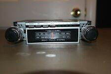 Vintage Realistic Car Truck Am/Fm Stereo Eight 8 Track Player Model #12-1901