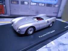 PORSCHE 550 Spyder A silber silver Schuco ProR  SP 1:43