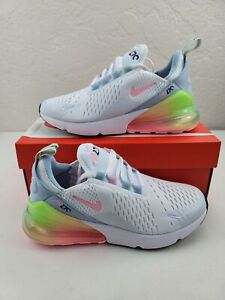 Nike Air Max 270 SE GS 'White Arctic Punch' DD4459-100