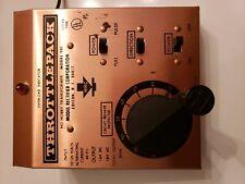 MRC HO HOBBY TRANSFORMER THROTTLE PACK TRAIN CONTROLLER MODEL 501