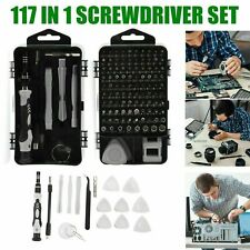 117 in 1 Electric Precision Screwdriver Set For Computer Pc Phone Repair Tool A7