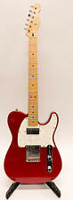 1997 Fender Telecaster California Series Electric Guitar - Candy Apple Red USA
