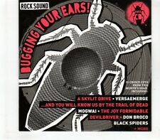 (GR546) Rock Sound: Bugging Your Ears 145, 15 tracks various artists - 2011 CD