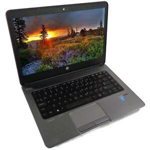 HP Probook 640 G1 Laptop 14' Windows 10 Pro Intel Core I5 HP 640 G1BC5-30533