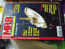 13µ? Revue MRB n°395 Ulysse II Calfatage ponts I.H Nicolas Mini Sprint 400