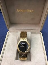 audemars piguet Ladies 18ct Yellow Gold Mechanical Wristwatch